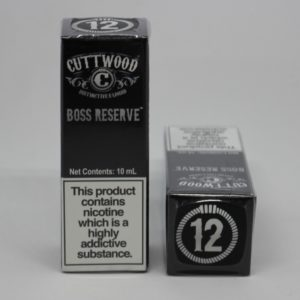 boss reserve 12mg+vapourwise