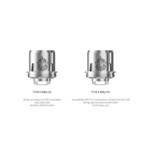 Smok-XBaby-Replacement-Coils