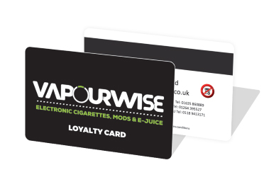 Vapourwise Loyalty Scheme
